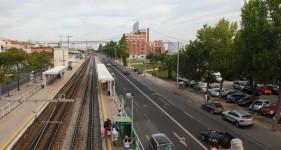 10 Lizbona Belem - stacja kolejowa