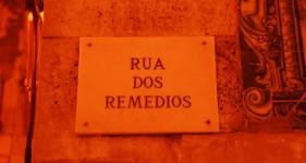 63 Alfama Rua dos Remedios - kultowa ulica Alfamy