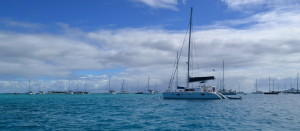 3 - jachty cumujace na TC