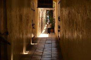 urokliwe uliczki Charlotte Amalie
