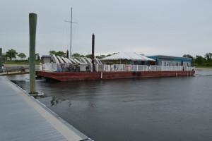 Polska Barka w Gateway Marina NY