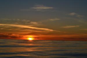 another bloody sunset - czyli rola kiczu w zeglarstwie2 ;)